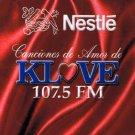 VARIOS ARTISTAS - Canciones De Amor De KLOVE 107.5 FM (2002) - CD