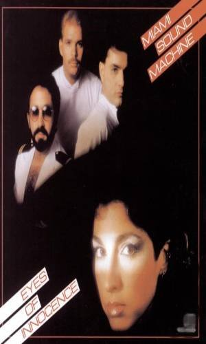 MIAMI SOUND MACHINE - Eyes Of Innocence (1984) - Cassette Tape