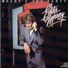 EDDIE MONEY - Where's The Party? (1983) - Cassette Tape