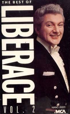 LIBERACE - The Best Of Liberace Vol. 2 (1985) - Cassette Tape