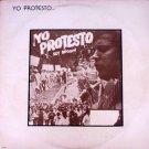 ROY BROWN - Yo Protesto... (1981) - LP