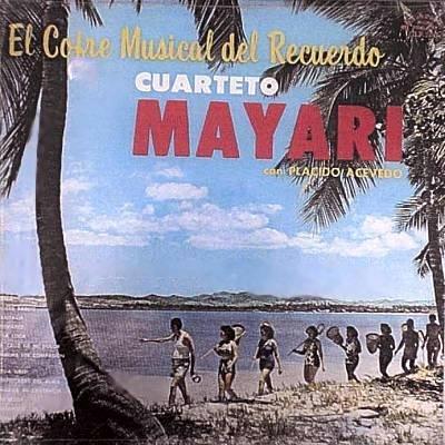 CUARTETO MAYARI / PLACIDO ACEVEDO - Cofre Musical Del Recuerdo Vol.1 - LP