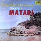 CUARTETO MAYARI / PLACIDO ACEVEDO - Cofre Musical Del Recuerdo Vol.2 - LP