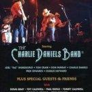 THE CHARLIE DANIELS BAND - Volunteer Jam (2007) - DVD