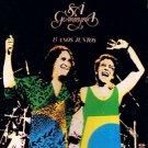 SA & GUARABYRA - 15 Anos Juntos (1988) - Cassette Tape