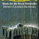 HANDEL: Water Music / Music For The Royal Fireworks (1992) - Cassette Tape