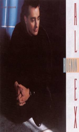 ALEX BUGNON - Love Season (1989) - Cassette Tape