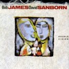 BOB JAMES / DAVID SANBORN - Double Vision (1986) - Cassette Tape