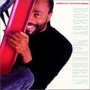 BOBBY McFERRIN - Simple Pleasures (1988) - Cassette Tape