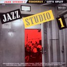 PAUL QUINICHETTE AND OTHERS - Jazz Studio I (1954) - LP