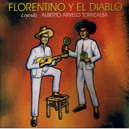 FLORENTINO Y EL DIABLO - Legenda Llanera (1997) - CD
