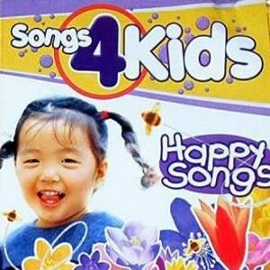 SONG 4 KIDS - Happy Songs (2005) - CD