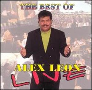 ALEX LEON-The Best of Alex Leon -Live (1998) - CD