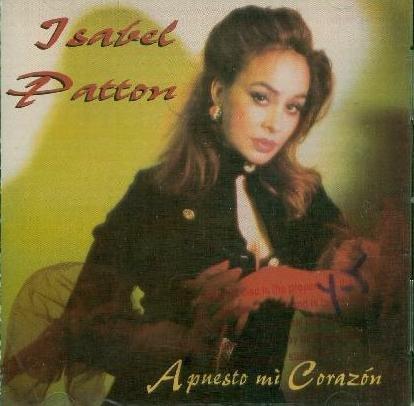 ISABEL PATTON - Apuesto Mi Corazon (1994) - CD
