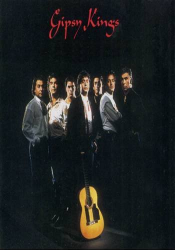 GIPSY KINGS - Gipsy Kings (1990) - Cassette Tape
