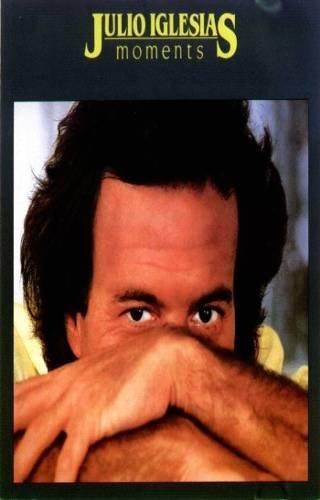 JULIO IGLESIAS - Momentos (1984) - Cassette Tape