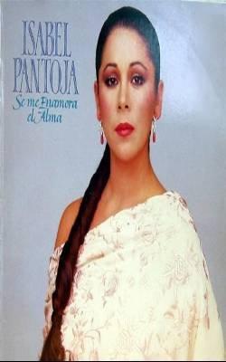 ISABEL PANTOJA - Se Me Enamora El Alma (1989) - Cassette Tape