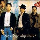 LADRON - No Tengo Lagrimas - Cassette Tape
