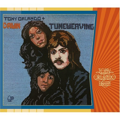 TONY ORLANDO & DAWN - Tuneweaving (2005) - CD