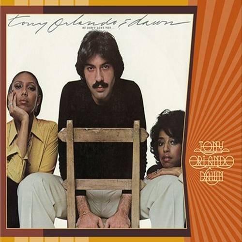 TONY ORLANDO & DAWN - He Don't Love You (Like I Love You) (2005) - CD