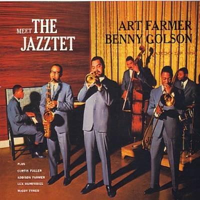 ART FARMER / BENNY GOLSON - Meet The Jazztet (1960) - LP