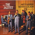 ART FARMER / BENNY GOLSON - Meet The Jazztet (1960) - LP
