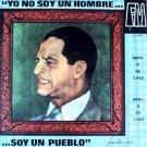 JORGE ELIECER GAITAN - Yo No Soy Un Hombre Hombre...Soy Un Pueblo (1948) - 2 LPs