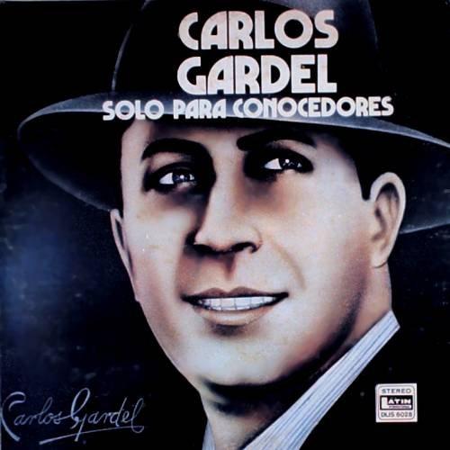 CARLOS GARDEL - Solo Para Conocedores - LP