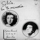 JUAN LUIS - Sylvia En Tu Memoria (1973)  - LP