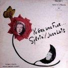 JUAN LUIS - Yo Era Una Flor (1973) - LP