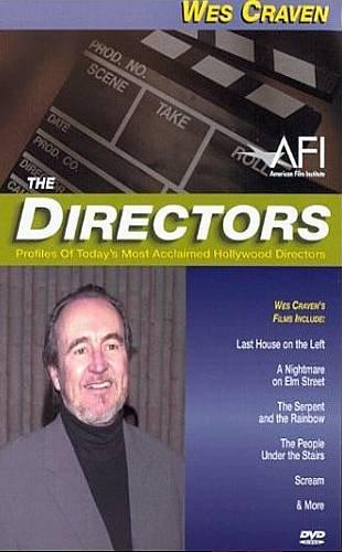 THE DIRECTORS : Wes Craven (2000) - DVD