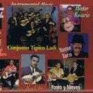 VARIOS ARTISTAS - Tocando El Cuatro Vol. 1- Cassette Tape