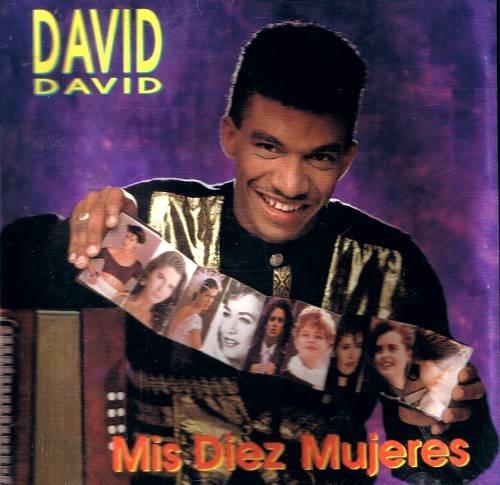 DAVID DAVID - Mis Diez Mujeres (1991) - CD