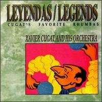 XAVIER CUGAT - Legends (1995) - CD