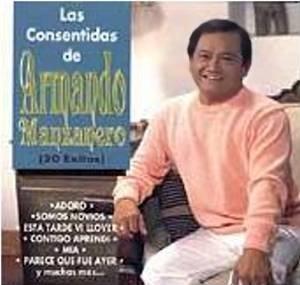 ARMANDO MANZANERO - Las Consentidas: 20 Exitos (1991) - CD