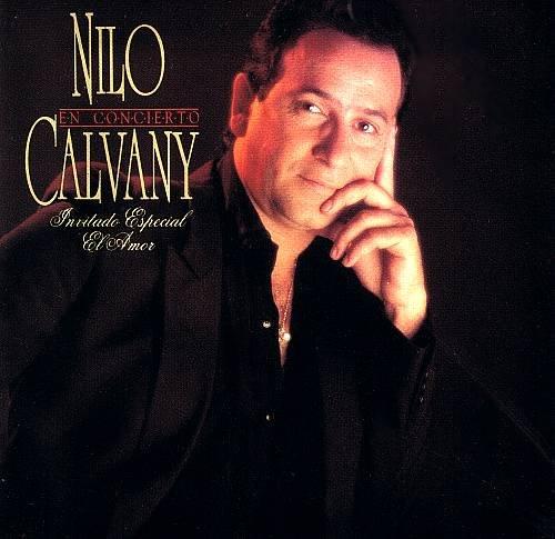 NILO CALVANY - En Concierto: Invitando Especial El Amor (1992) - CD