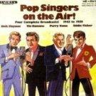 VARIOUS ARTIST - Pop Singers In The Air (1994) - CD