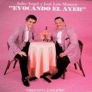 JULIO ANGEL Y JOSE LUIS MONERO - Evocando El Pasado (1987) - LP