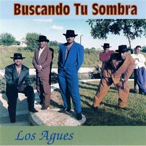 LOS AGUES - Buscando Tu Sombra (1994) - CD