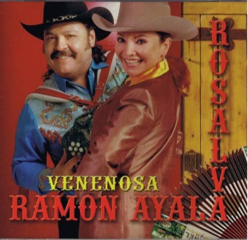 RAMON AYALA Y ROSALVA - (2003) - CD