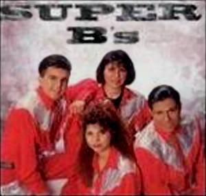 SUPER B'S - Pensando En Ti (1995) - CD