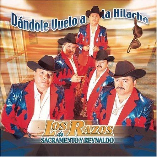 LOS RAZOS - Dandole Vuelo A La Hilacha (2002) - CD