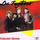 LOS FUGITIVOS - Corazon Gitano (1994) - CD