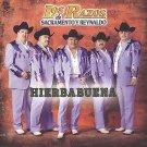 LOS RAZOS - Hierbabuena (2003) - CD