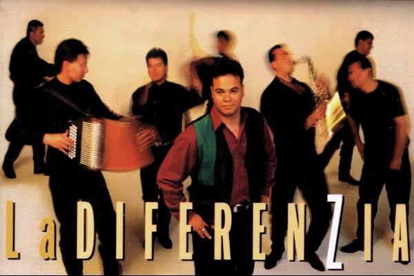 LA DIFERENZIA - La Diferenzia (1994) - Cassette Tape