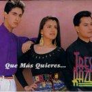 TRES RAZONES - Que Mas Quieres (1995) - Cassette Tape