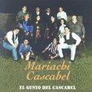 MARIACHI CASCABEL - El Gusto Del Cascabel (1995) - Cassette tape