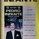 PEDRO INFANTE - 15 Exitos - Cassette Tape
