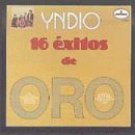 YNDIO - 16 Exitos De Oro (1993) - Cassette Tape