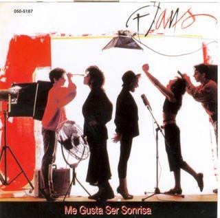FLANS - Me Gusta Ser Sonrisa [Cast Recording] (1985) - Cassette Tape